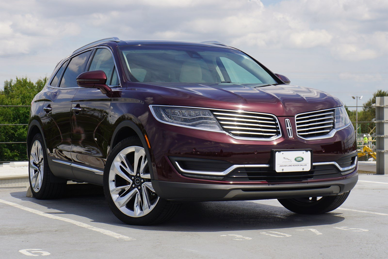 Pre Owned 2018 Lincoln Mkx Black Label Awd