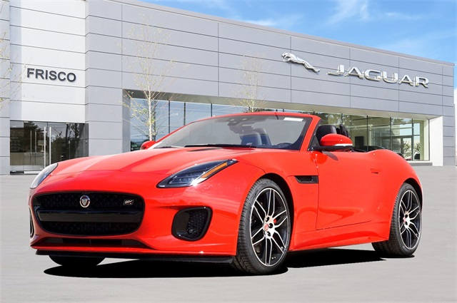 New 2020 Jaguar F-TYPE Checkered Flag Limited Edition With Navigation