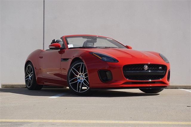 Land Rover Frisco >> New 2020 Jaguar F-TYPE Checkered Flag Limited Edition Convertible in Frisco #JF20000 | Jaguar Frisco