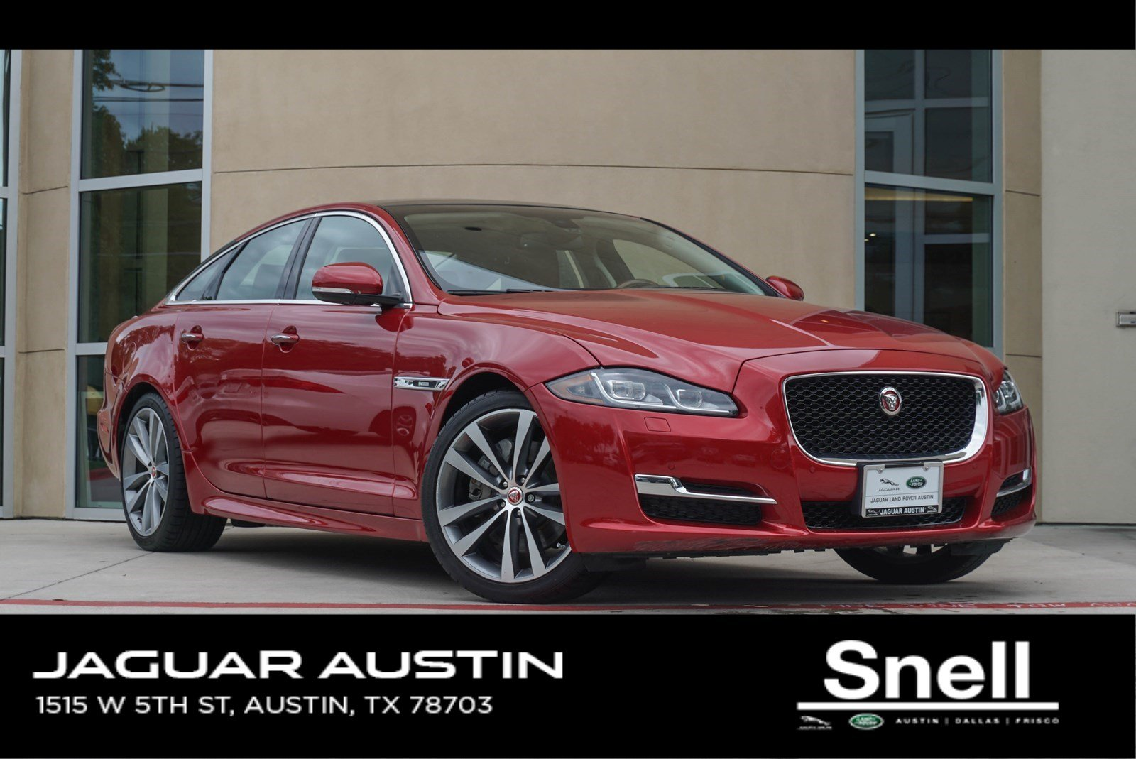 Certified Pre-Owned 2017 Jaguar XJ XJR