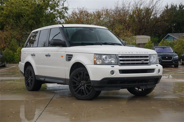 Pre-Owned 2008 Land Rover Range Rover Sport Supercharged