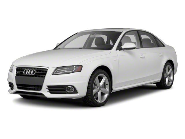 Pre-Owned 2012 Audi A4 2.0T Premium Plus