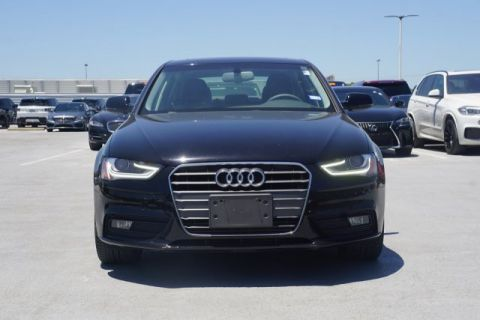 Pre-Owned 2013 Audi A4 2.0T Premium Plus